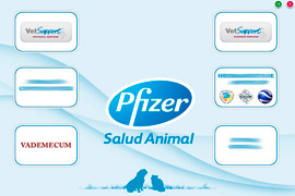 Interactivo Multimedia Pfizer Salud Animal